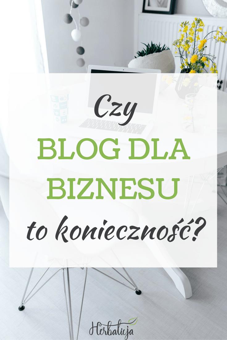 Czy Twojemu biznesowi potrzebny jest blog? Czasami są lepsze sposoby na spędzanie czasu i energii. Przeczytaj teraz lub przypnij na później.