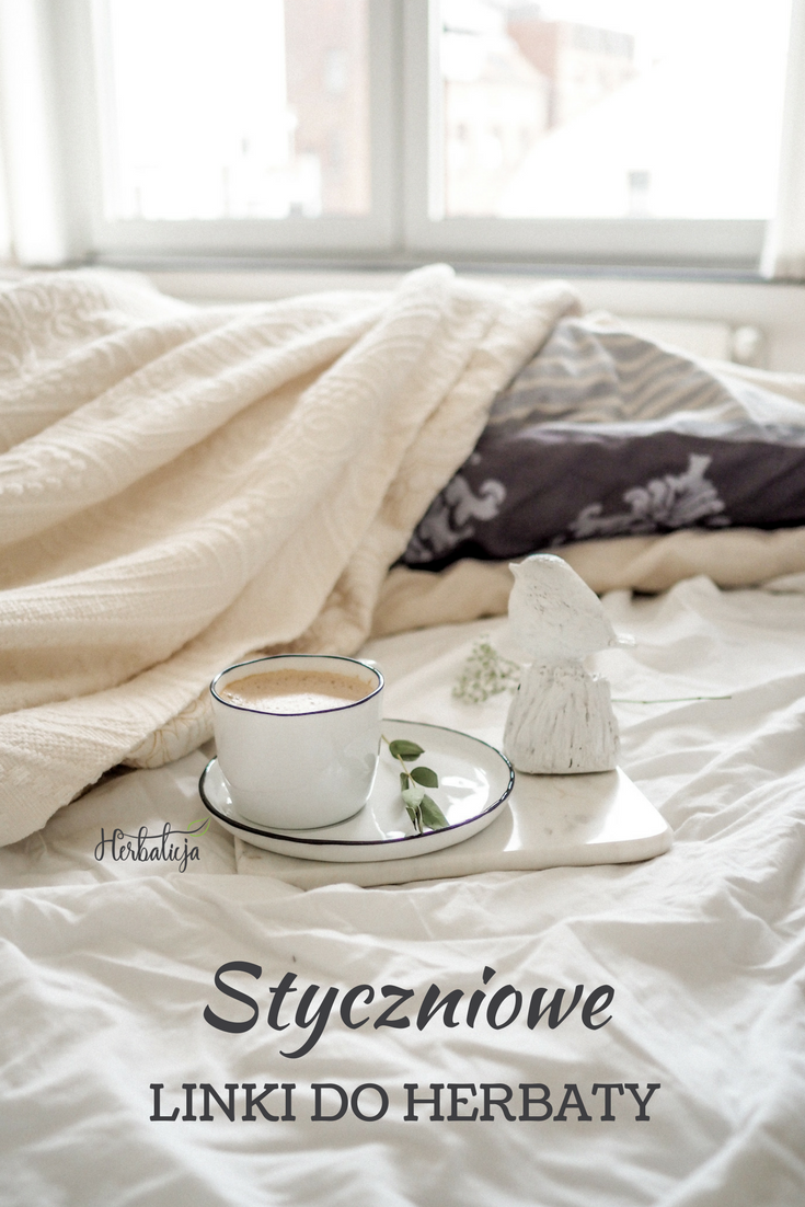 Styczniowe linki do herbaty herbalicja
